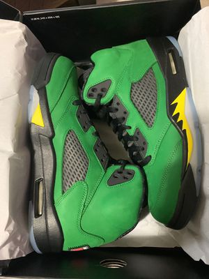 Air Jordan 5 retro se Oregon size 8, 8.5, 9, 10 for Sale in Los Angeles, CA