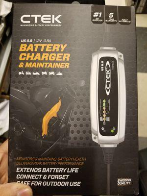 CTEK US 0.8 Battery Charger for Sale in Atlanta, GA