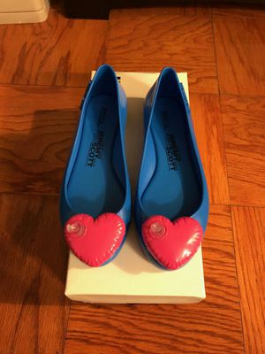Melissa + jeremy scott flats for Sale in Silver Spring, MD