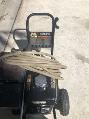 GX390 13 horsepower pressure washer 3500 psi commercial running perfect for Sale in Opa-locka, FL