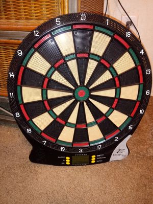 Electric dartboard for Sale in Costa Mesa, CA