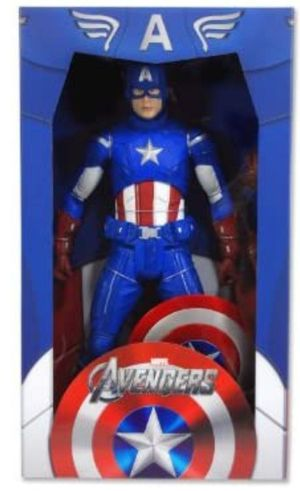 Rare 18' Captain America Action Figure By MEGO New for Sale in Baltimore, MD