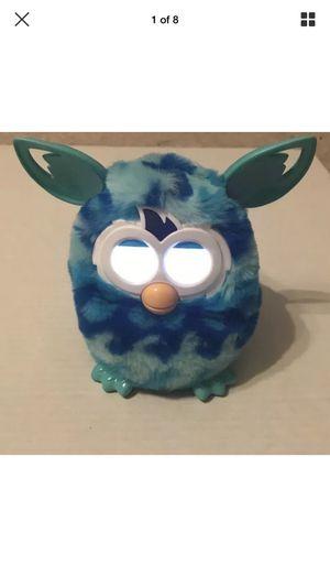 Furby Boom Blue Waves 2012 Hasbro for Sale in Fairfax, VA