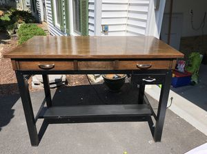Converted Antique Drafting/Standing Desk for Sale in Fairfax, VA
