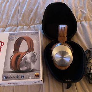 Pioneer Bluetooth Headphones for Sale in Folsom, CA