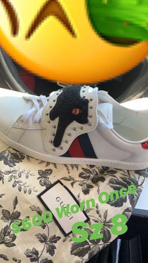 Designer Gucci Sneaker for Sale in Miami Gardens, FL
