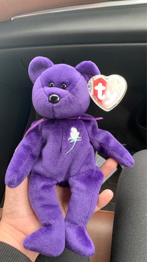 Princess Beanie Baby⚠️RARE⚠️ for Sale in Waxahachie, TX
