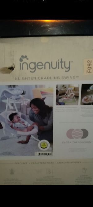 New baby swing for Sale in Los Angeles, CA