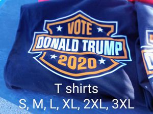 Trump t-shirts, hats, cookzies, masks etc. for Sale in Lake Elsinore, CA