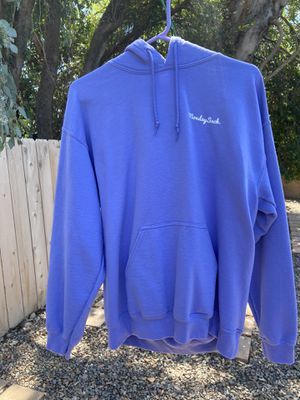 Lovers Paradise Hoodie Lavender Size M for Sale in San Diego, CA