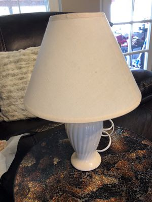 Lamp and shade for Sale in La Mesa, CA
