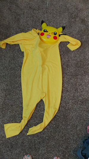 Pikachu costume for Sale in Kaysville, UT