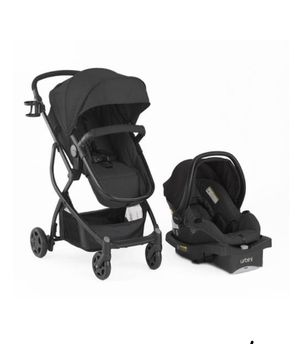 3 in 1 urbini car seat and stroller for Sale in Fayetteville, NC