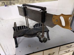 """Sears hand miter saw 24"""" blade for Sale in Cleveland, OH"""