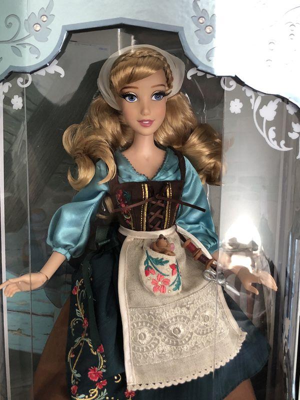 Disney Cinderella 70th Anniversary Limited Edition Doll