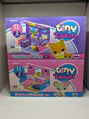 Tinny Tukkins toy sets for Sale in Houston, TX