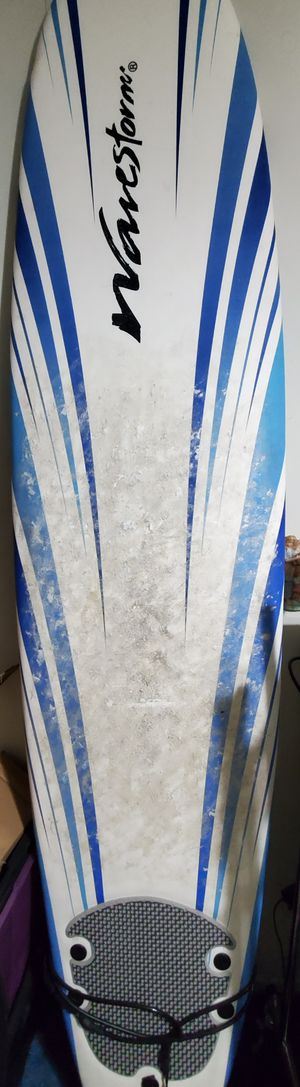8ft Wavestorm foam surfboard for Sale in Torrance, CA