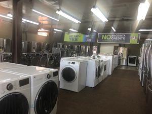 Washer dryer fridge for Sale in Saddle Brook, NJ