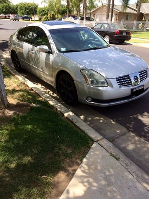 Nissan Maxima for Sale in Parlier, CA