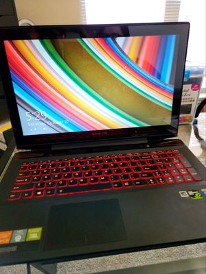 Lenovo Y50 Touch Laptop for Sale in Englewood, CO