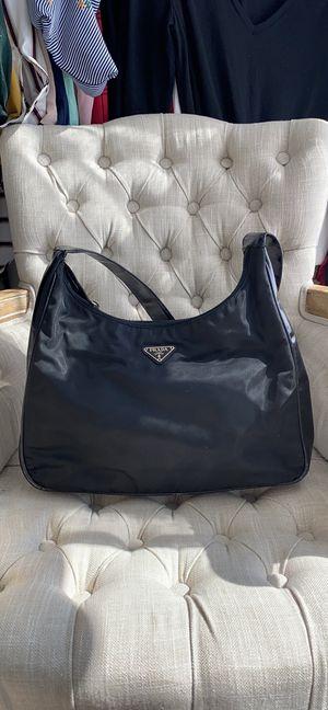 Prada black bag for Sale in Margate City, NJ