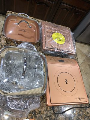 Copper Chef Induction Cooktop Brand New for Sale in Cameron, TX