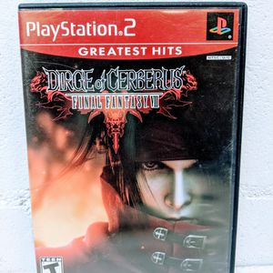 Final Fantasy VII Dirge Of Cerberus Playstation 2 PS2 for Sale in Ocoee, FL