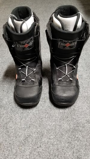 Ride Flight Snowboard Boots Men's Size 11.5 for Sale in Santa Ana, CA