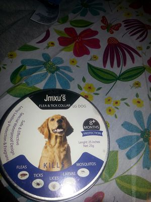 Dog collar 8 month protection for Sale in Pekin, IL