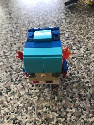 Custom built LEGO captain America for Sale in Miami, FL