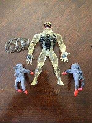 Vintage STEALTH Venom action figure for Sale in Manteca, CA