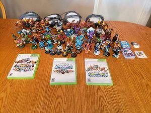 Xbox 360 skylanders for Sale in Helendale, CA
