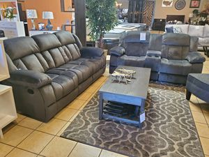 Sofa and loveseat motion recliners for Sale in Santa Fe Springs, CA
