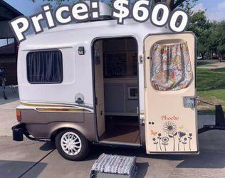 An awesome 1984 vintage camper For sale.$600 for Sale in Nashville,  TN