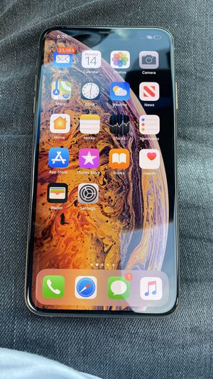 AT&T/CRICKET IPHONE XS MAX 64GB for Sale in Decatur, GA