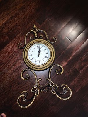 Antique clock for Sale in Shelby Charter Township, MI