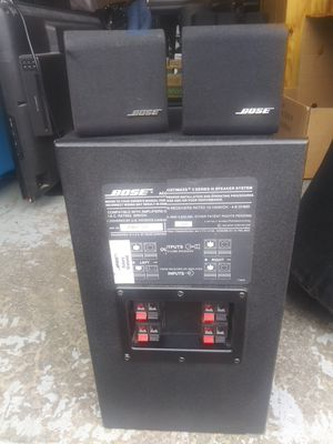 Bose Speakers for Sale in Keizer, OR