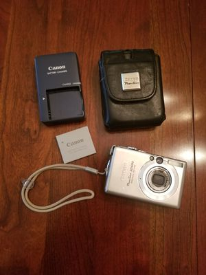 Canon Powershot SD600 Camera for Sale in Terrace Park, OH