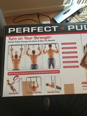 Perfect Pull Up Bar for Sale in San Francisco, CA