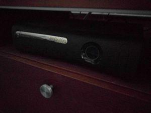 Xbox360 elite + 4 wireless controllers + 40 games for Sale in Dallas, TX