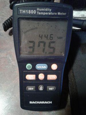 Temp humidity meter for Sale in Manton, MI