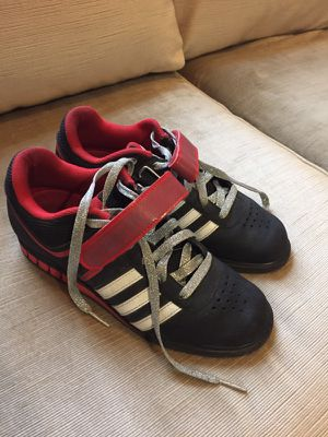 Men's Size 5.5 Adidas Weightlifting Shoes for Sale in Tacoma, WA
