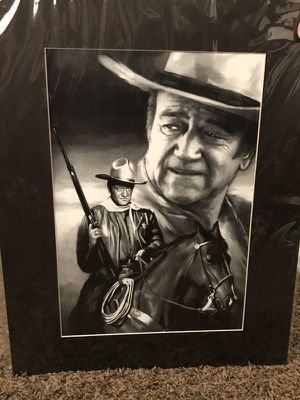John Wayne and joker from Dark Knight for Sale in Ada, OK