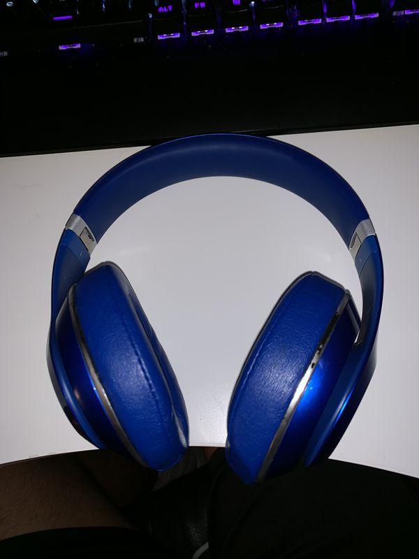 Beats Studio 2 Blue