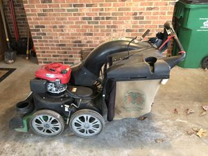 Billy Goat Commercial Leaf Vacuum for Sale in Charlotte, NC