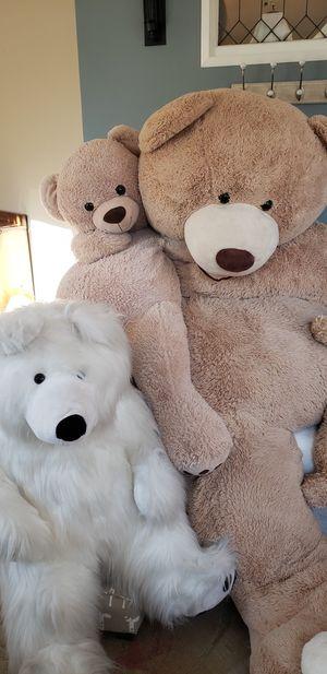 Three big bears for Sale in Kent, WA