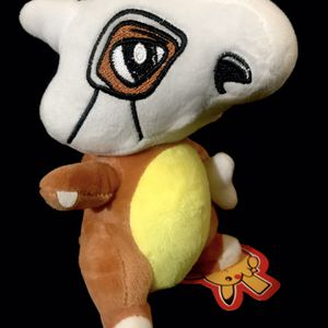 Pokémon cubone plush '7 inches tall for Sale in Montebello, CA