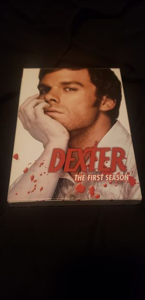 Dexter First season 4 discs for Sale in Corona, CA