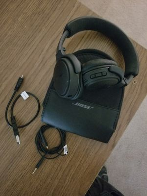 Bose Noise Cancelling Headphones SoundLink for Sale in Fresno, CA