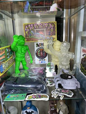 Mechacreatch Vinyl / Sofubi action figure now available at for Sale in Fremont, CA